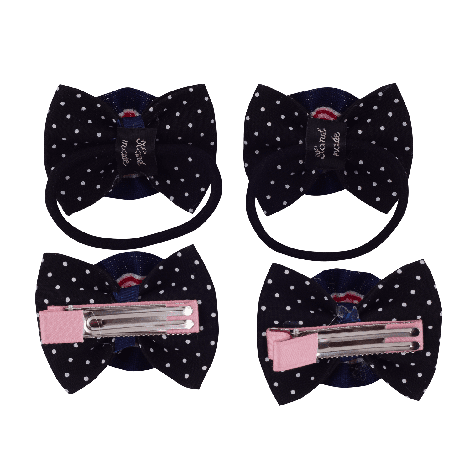 HAT BOW HAIR ACCESSORY SET