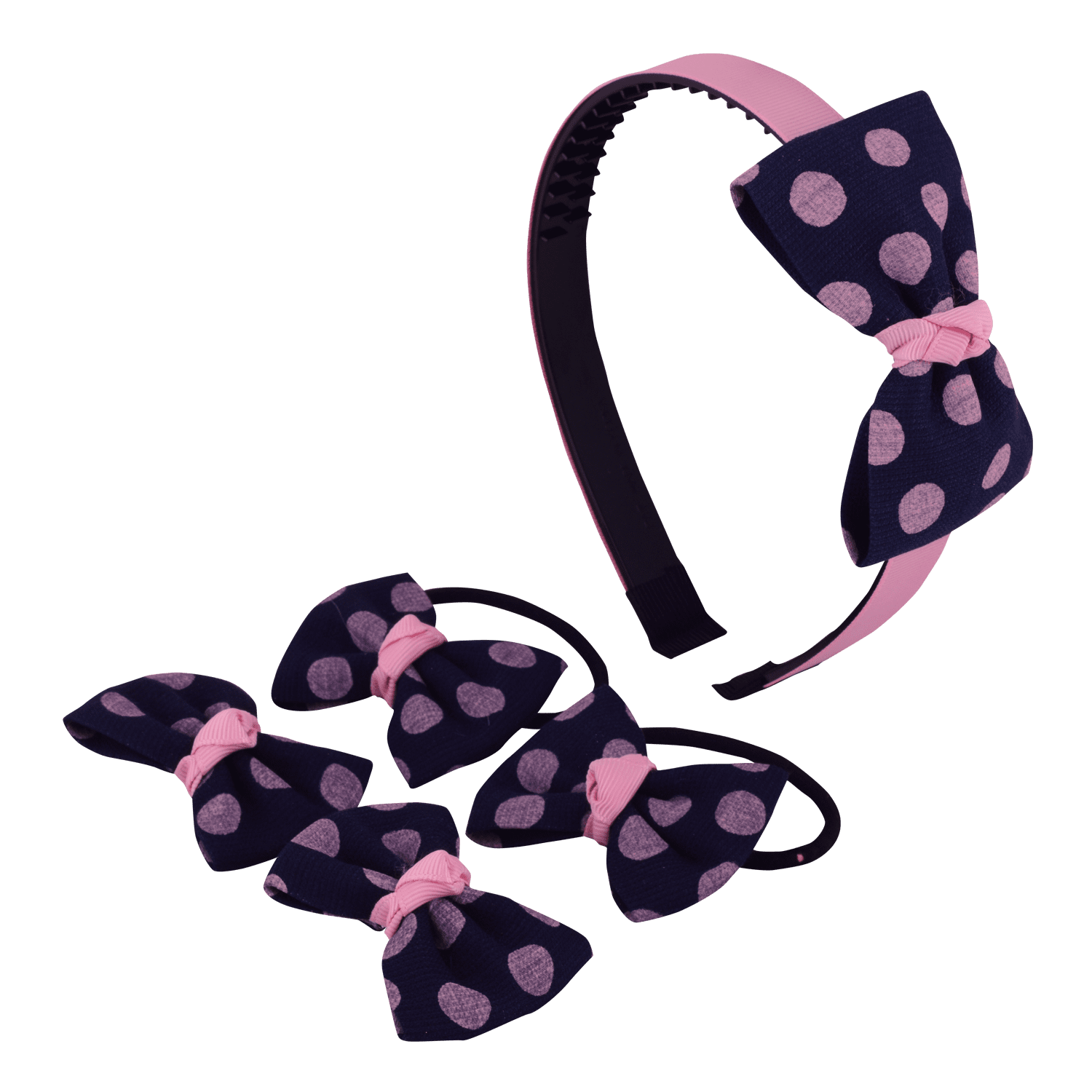 polka-bow-hair-accessory-set-hofa6016dblpin