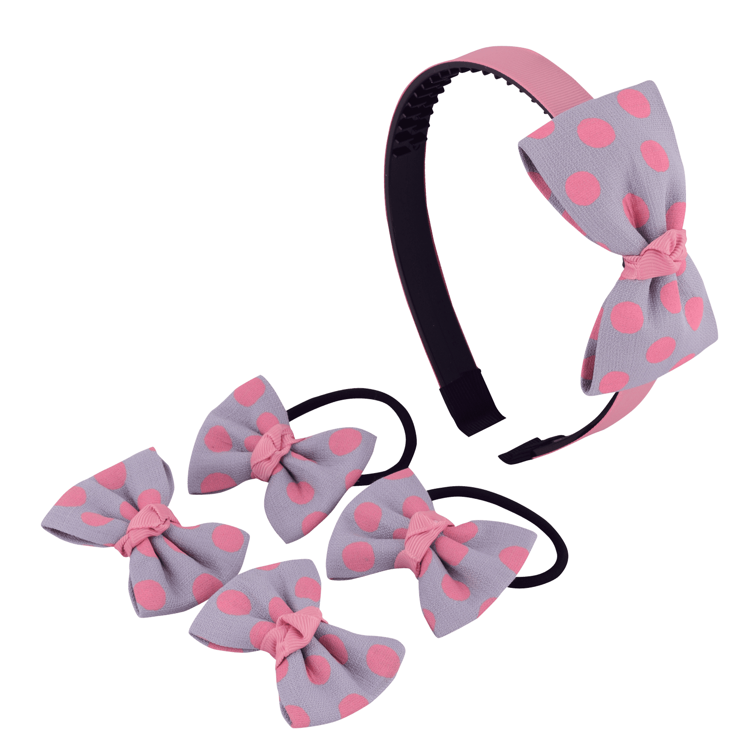 polka-bow-hair-accessory-set-hofa6016grapin