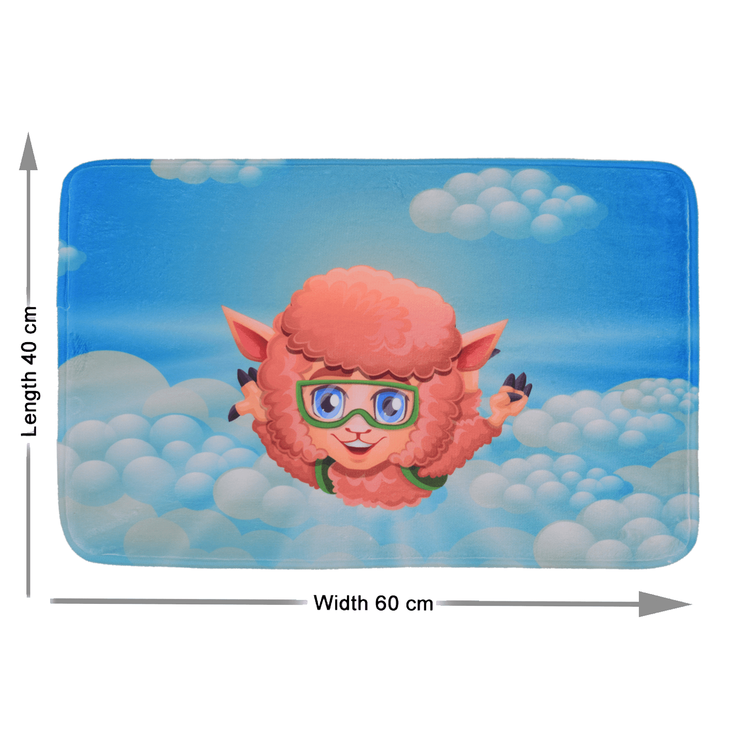 SKYDIVING FLOOR MAT
