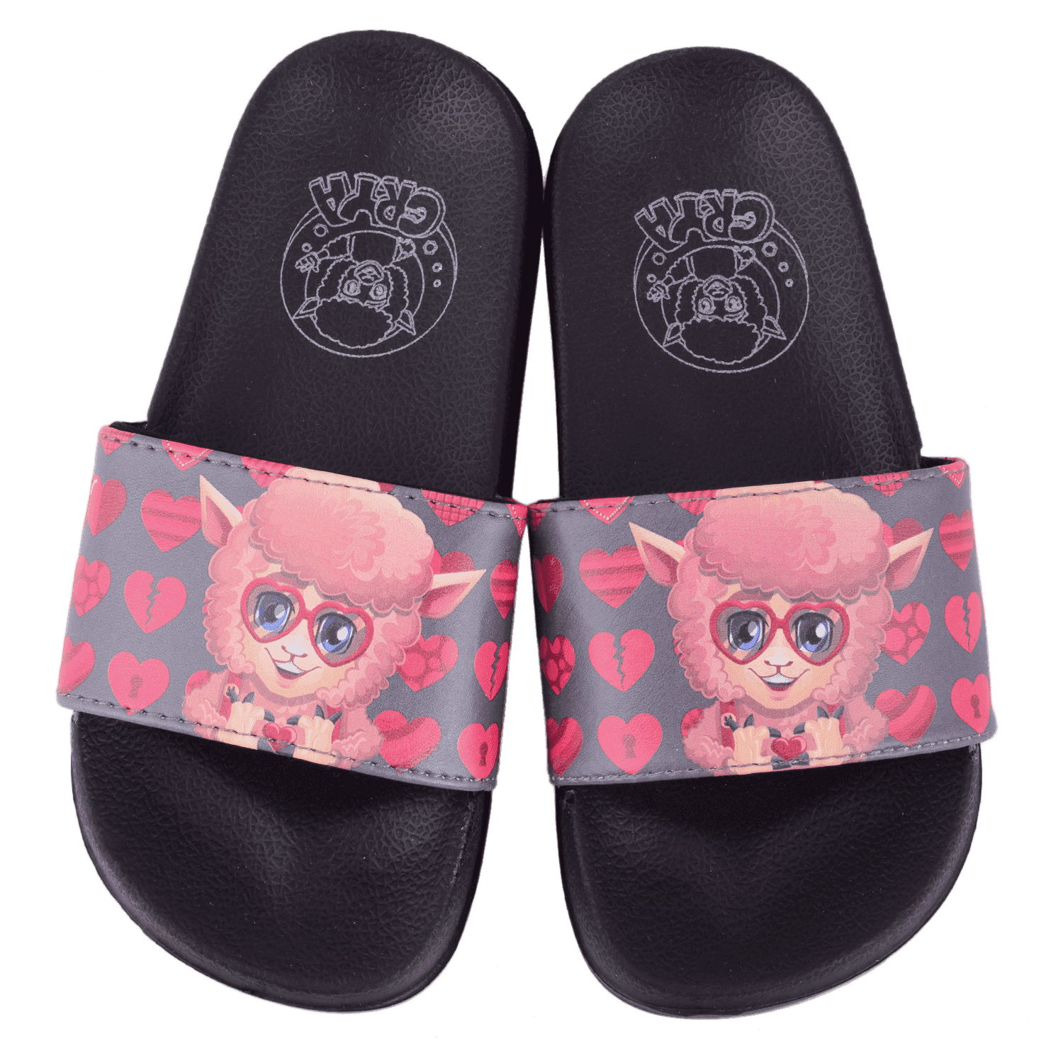 crya-live-love-laugh-slide-on-slipper-slsl8006lllbla