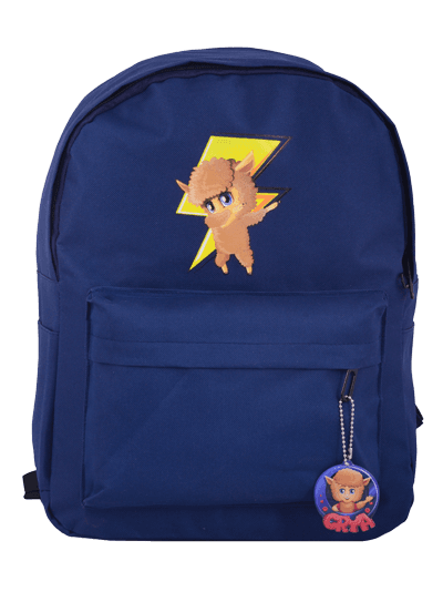 crya-dab-backpack-bpca0001blu