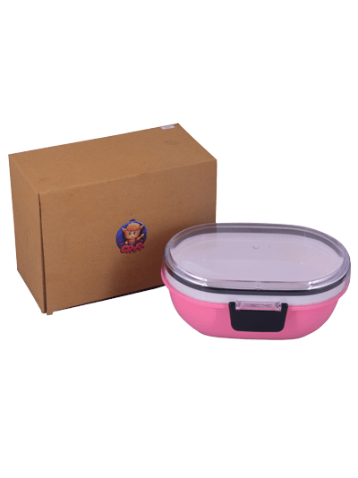 Oval Champ Lunch Box