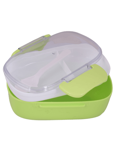 Oval Master Lunch Box