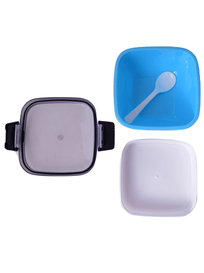 Square Champ Lunch Box
